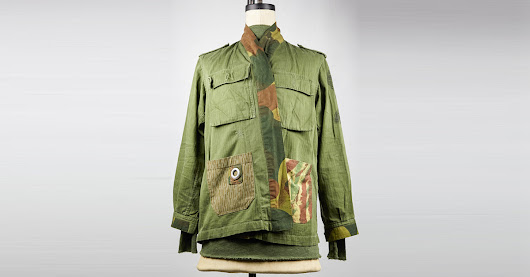 Dr. Collectors' Latest Vintage Remake Mixes Military with Kimonos