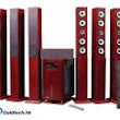 [Hot Item] 7.1 CH Home Theater Speaker System (T7500)