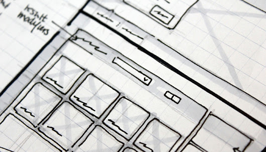 Getting Started with Low-Fidelity Wireframe Sketches | Tips