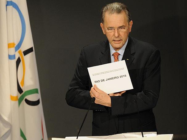 rio jogos olímpicos venceu
