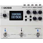 Boss DD 500 Digital Delay Pedal