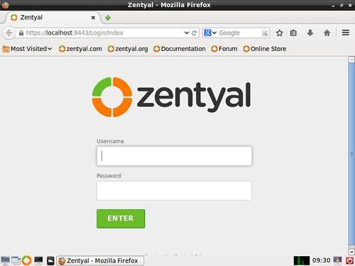 Zentyal 4.0.0 #37