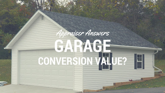 How do you count the value of a converted garage when appraising a home? | REALVALS