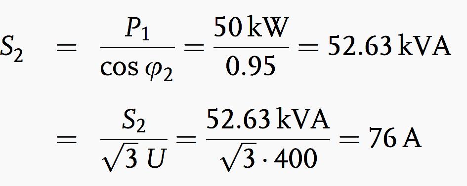 S2 formulae
