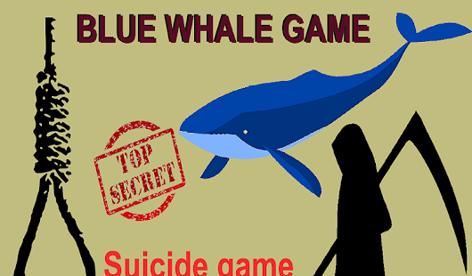 Blue Whale Game : 130 teens killed till now - TechInTangent