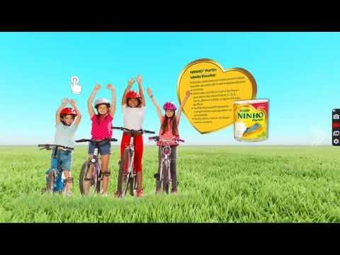 Convenção 100 anos Nestlé - 360o LEITE NINHO