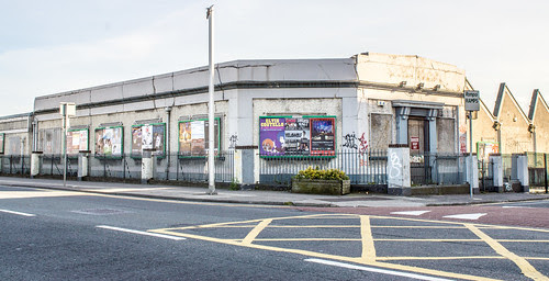 Urban Decline On The East Wall Road (Dublin) by infomatique