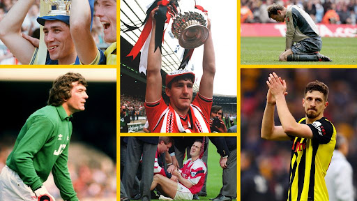 Avatar of The good, the bad and the bizarre - NI and the FA Cup final over the last 40 years