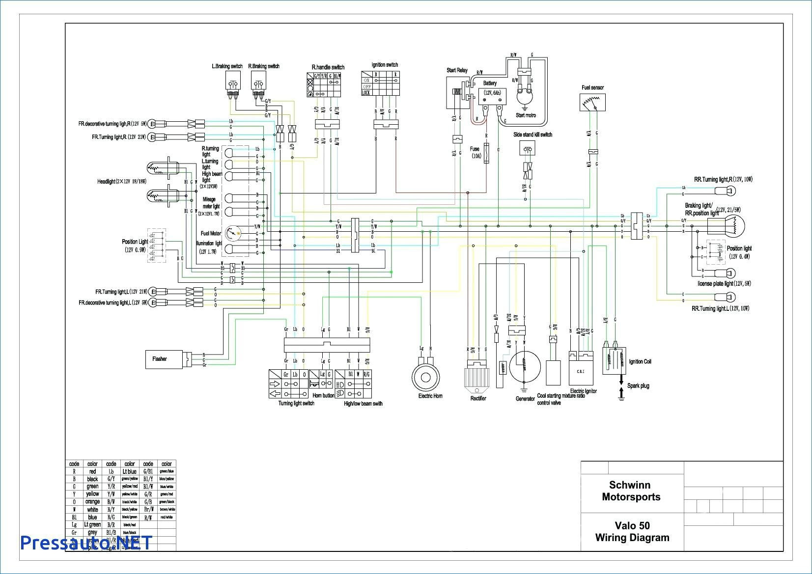 250 Atv Wiring Schematic