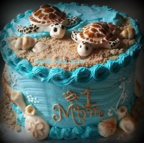Best 25  Sea turtle cakes ideas on Pinterest   Sea turtle