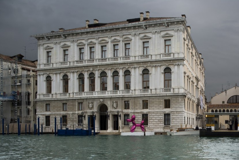 Palazzo Zen di Venesia, Italia.
