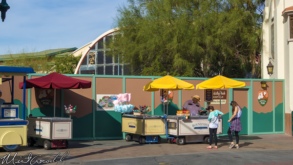 Disneyland Resort, Disney California Adventure, Condor, Flats, Grizzly, Peak, Airfield