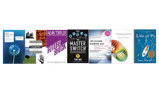 9 Books To Boost Your Understanding of Technology & Systems
