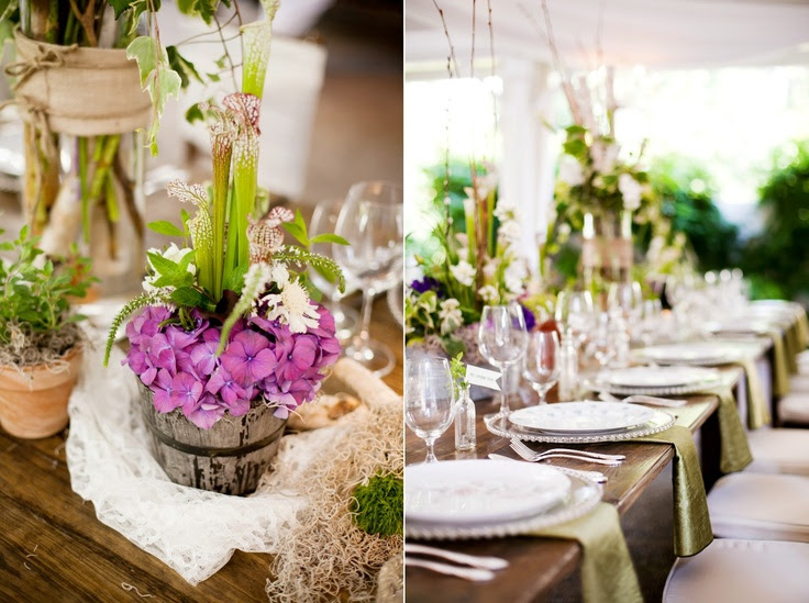 Fresh Spring Wedding Table Decor Ideas | Weddingomania