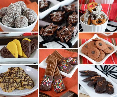 koleksi resipi biskut raya   buat guna coklat