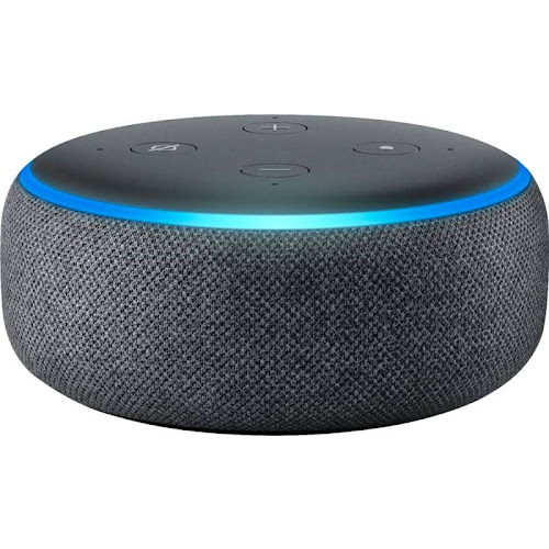 Amazon Echo Dot (3rd Generation) - Charcoal