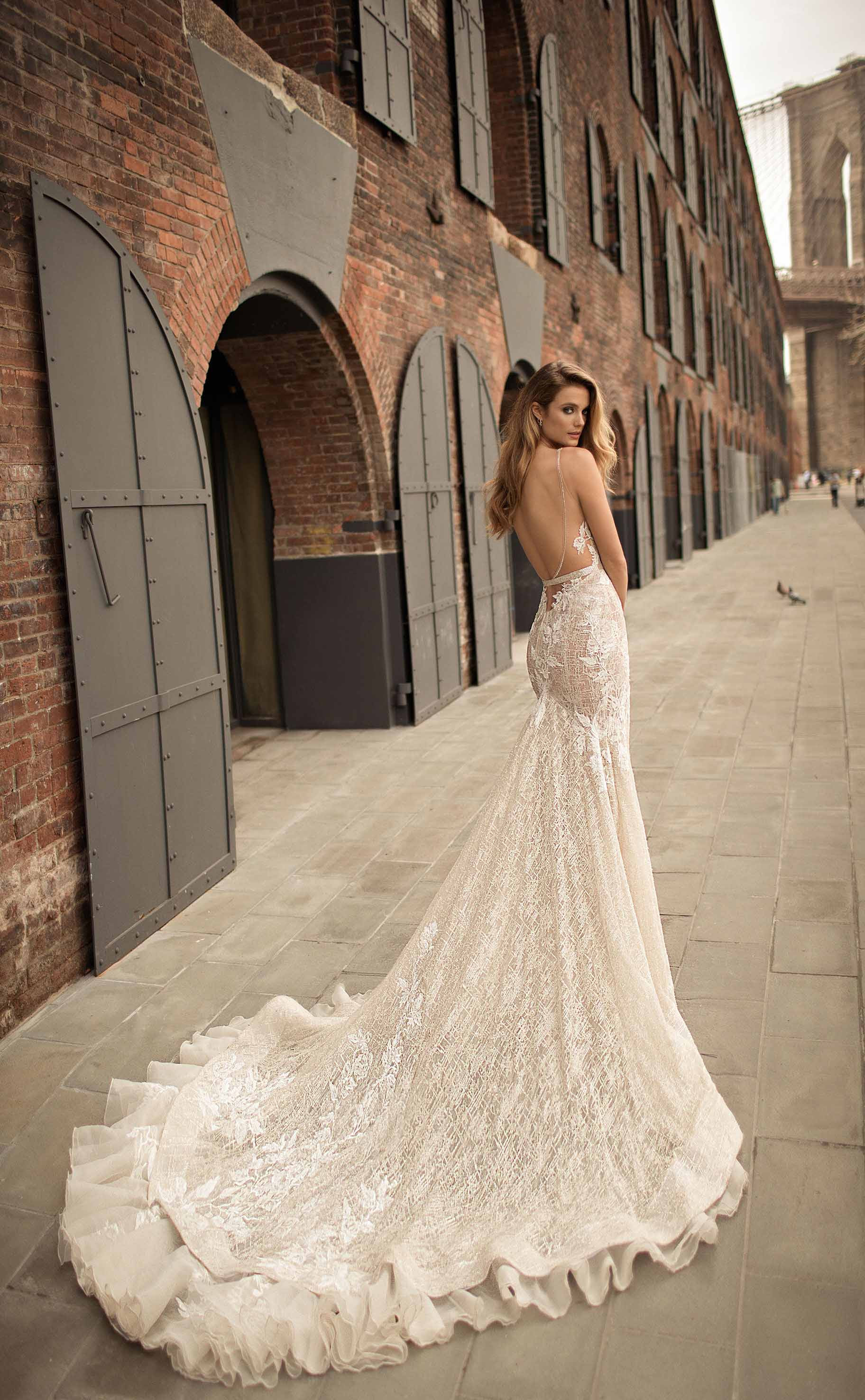 K'Mich Weddings - wedding dresses  - Berta Bridal Collection