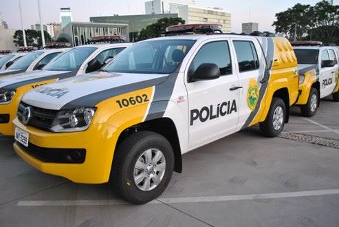 Resultado de imagem para carro de policia parana