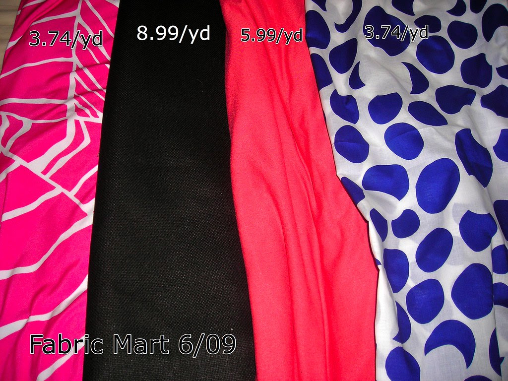 Fabric Mart 6/09
