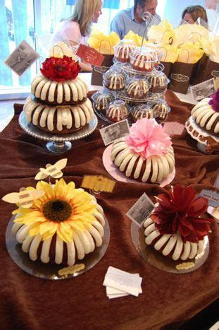I wish the Southlake location of Nothing Bundt Cakes would
