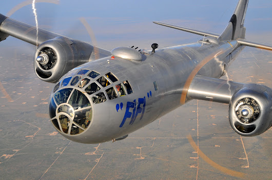CAF AirPower History Tour featuring the B-29 Superfortress FIFI | St. Louis, MO