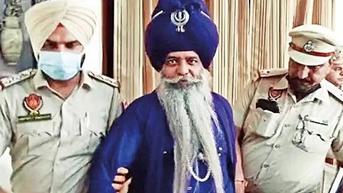 2nd Nihang Sikh held in Singhu murder case