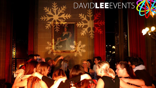 David Lee Events | Manchester Christmas Parties