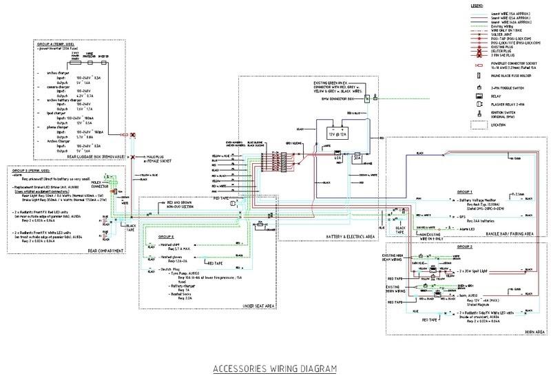 1997 Bmw 650 Wiring Diagram - Wiring Schema Collection