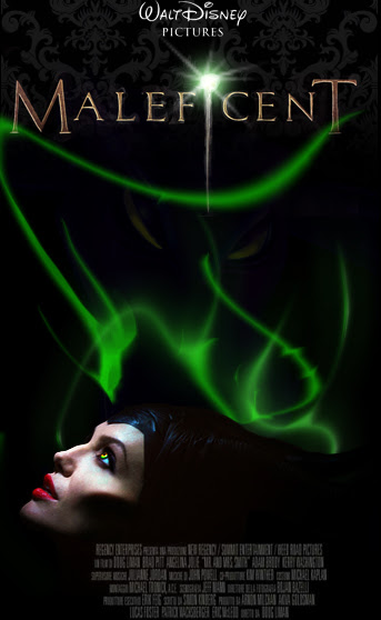 Maleficent Movie Poster by dj961928