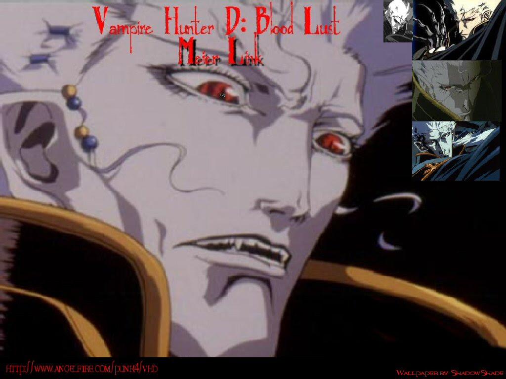 Vampire Hunter D Bloodlust Wallpapers