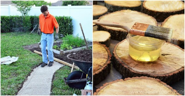 How to Create a Natural Log Pathway 1