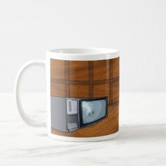 telly box Mug 1 mug