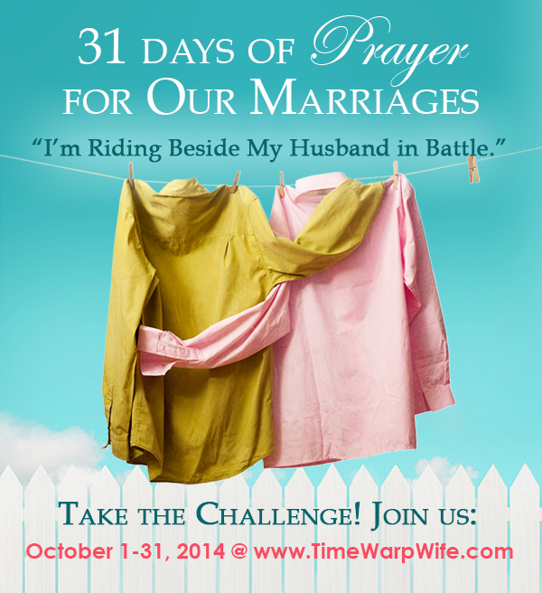 31 Days of Prayer Challenge