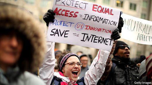 What could happen to net neutrality - The Economist explains