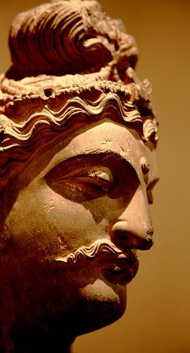 Buddha, Metropolitan Museum, NY