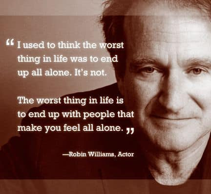 Top 80 Robin Williams Quotes On Life, Laughter