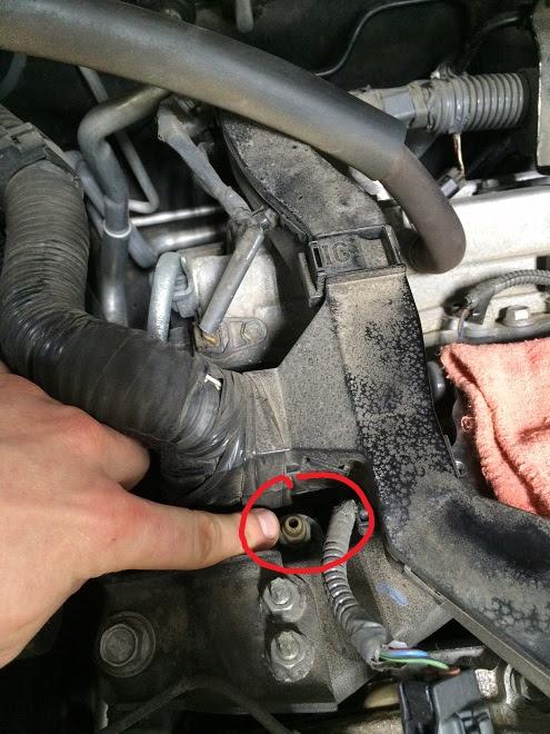 Toyota And Lexus 3 5l V6 2gr Fe Coolant Bleeding Trick
