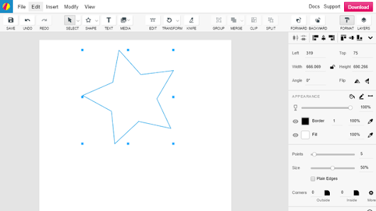 Gravit Is a Free Browser-Based Alternative to Adobe Illustrator or Fireworks