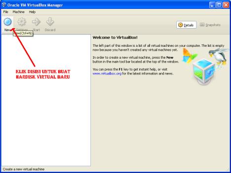 Cara Menggunakan Virtualbox Blog Guru Tekaje