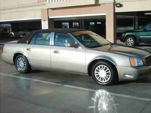 Buy used GORGEOUS***2003 CADILLAC DEVILLE DHS W/ 44K LOW ...