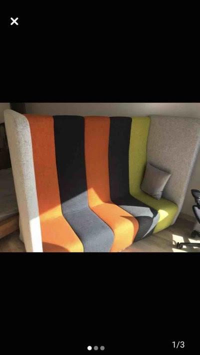 Çok Renkli koleksiyon mobilya dilim kanepe Modelleri ve ...