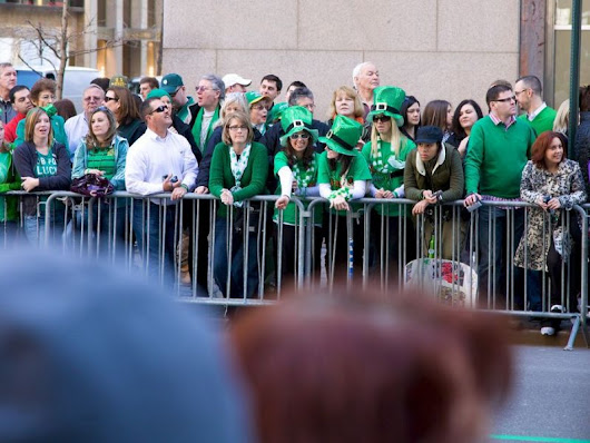NYC St. Patrick's Day Parade 2017 Guide: Street Closures, Start Time, Parade Route