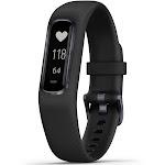 Garmin vivosmart 4 - Activity Tracker with Heart Rate Monitor - S/M - Black