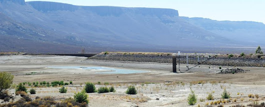 13 Mar Dam levels in Cape Town are now severely depleted