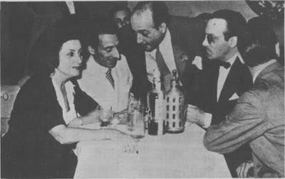 Carlos Di Sarli, Tania, Discépolo en 1942
