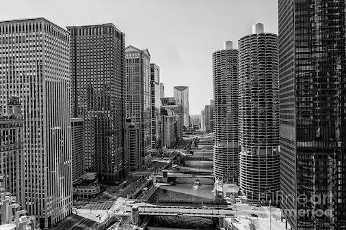 FEATURED. #Chicago #Illinois #bridges #bridge #cityscape
