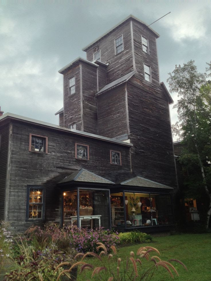 Bennington Pottery- such a wonderful shopping place