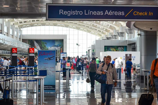 Following delays, airlines can begin bundling Costa Rica exit tax into ticket prices — The Tico Times