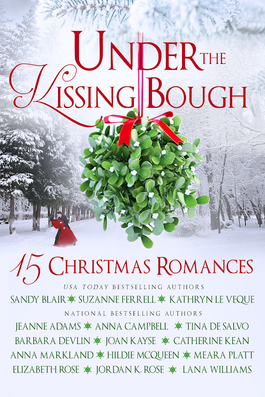 Under the Kissing Bough Blitz Day 1