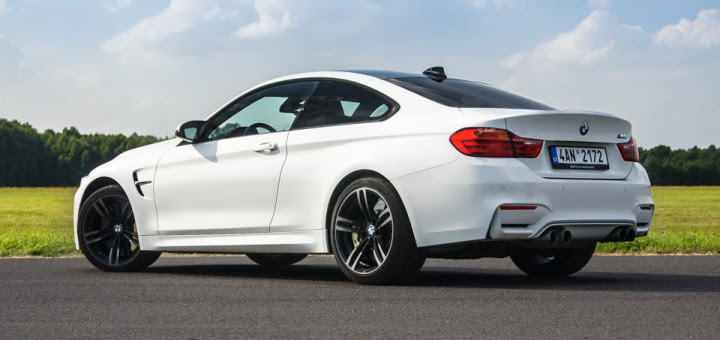 Test Bmw M4 Coupe F82 Dailydriverpl